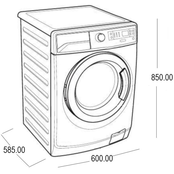 600x600 Electrolux 7kg Front Load Washing Machine Ewf14742 Winning