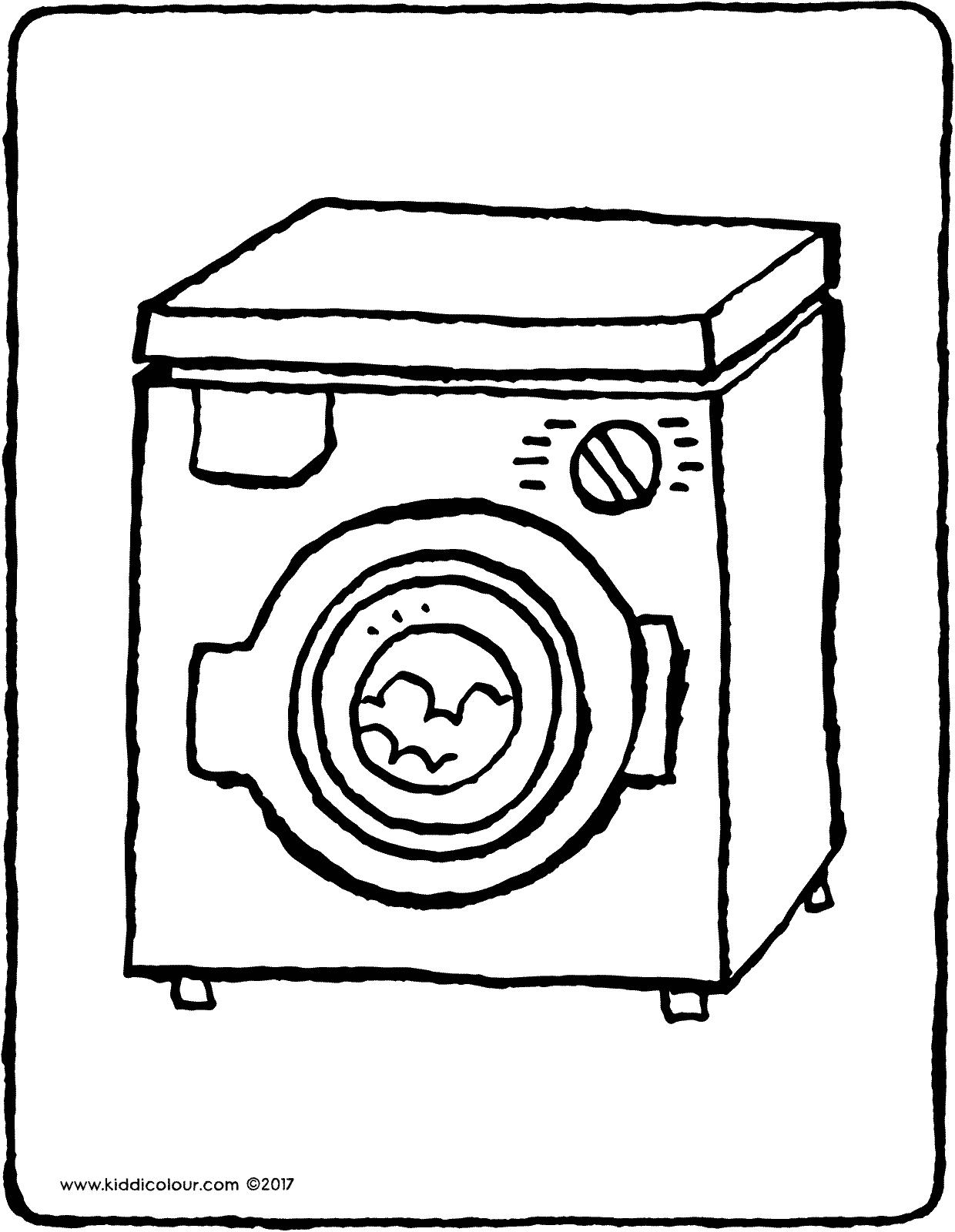 1240x1600 Washing Machine