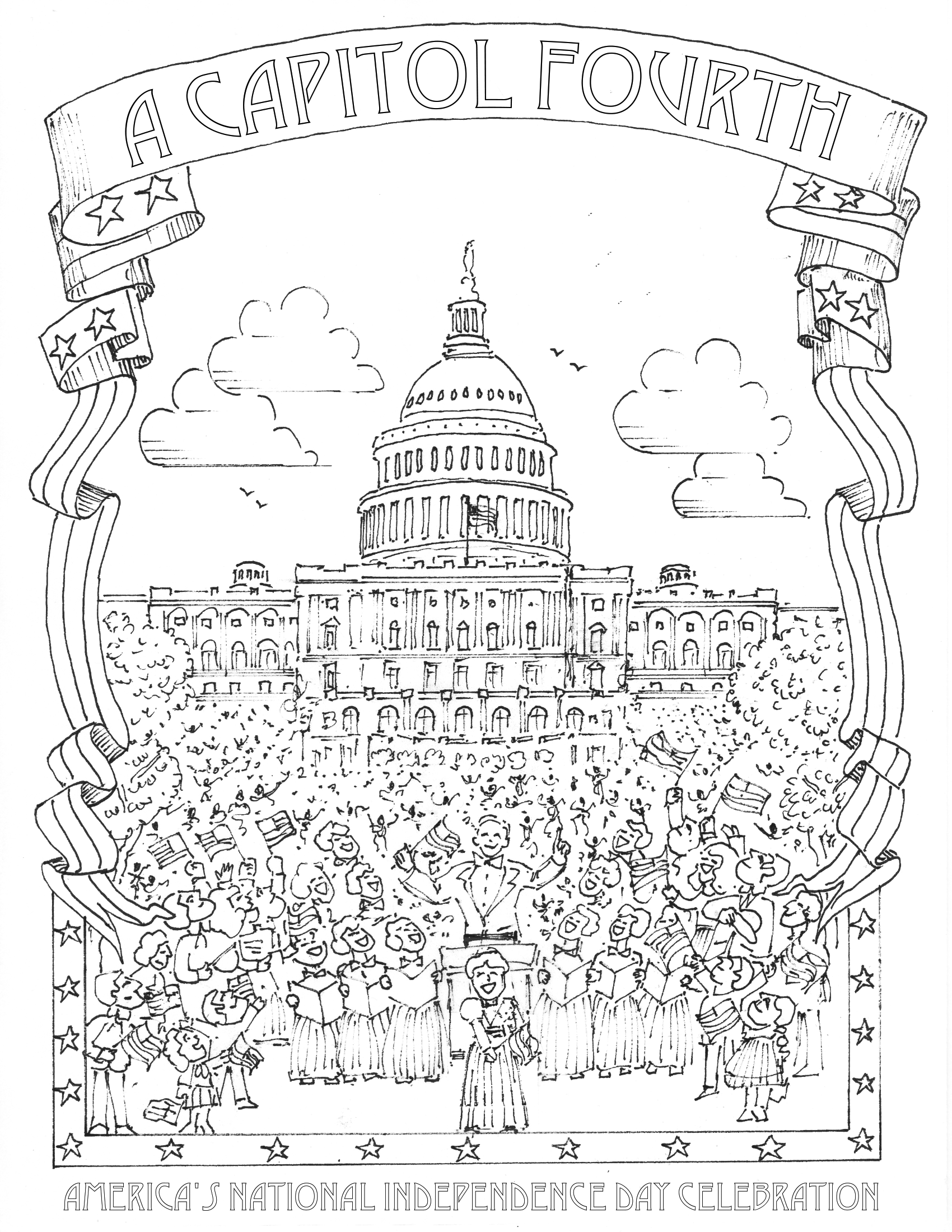 Washington Monument Drawing at GetDrawings.com | Free for personal ...
