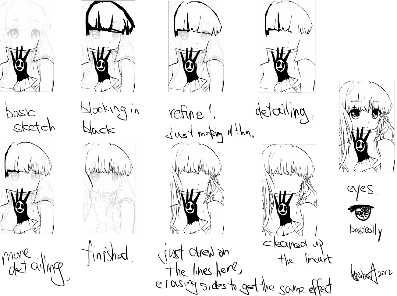 1303x971 How To Waste Time While Drawing