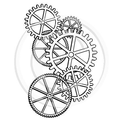 425x425 Nice Hand Watch Clipart Cogs And Gears Drawing Google Search