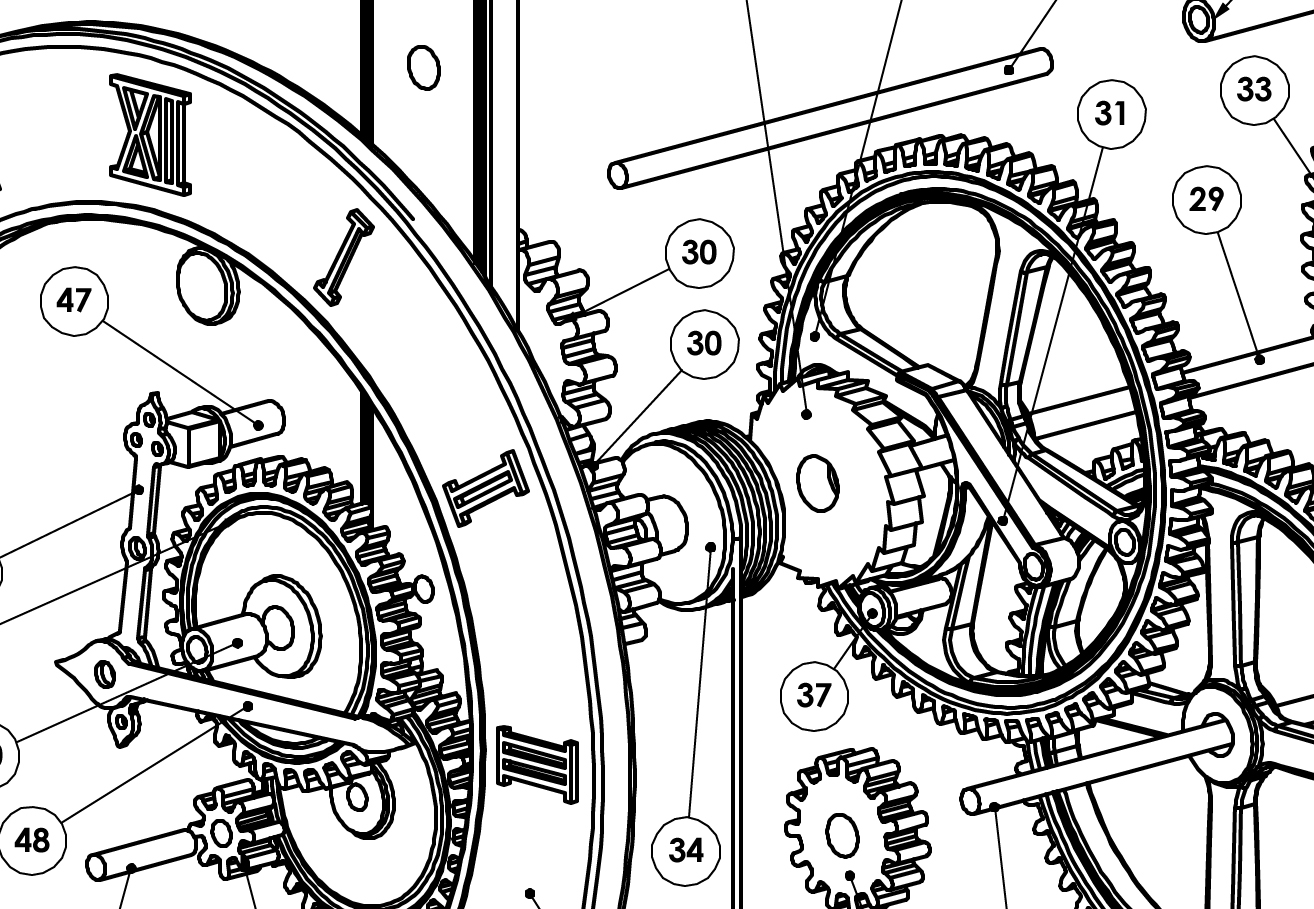 1314x909 Clock Drawings Worksheets For All Download And Share Worksheets