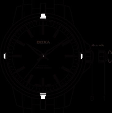 428x366 Doxa.ch Swiss Made Luxury Watches Since 1889