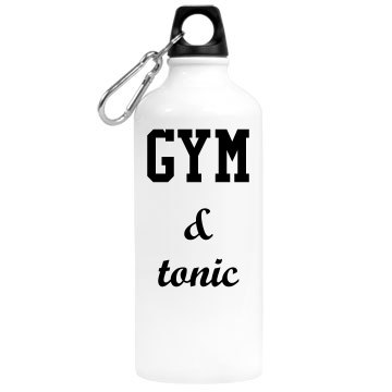 360x360 Gym Amp Tonic Water Bottle Fitspiration