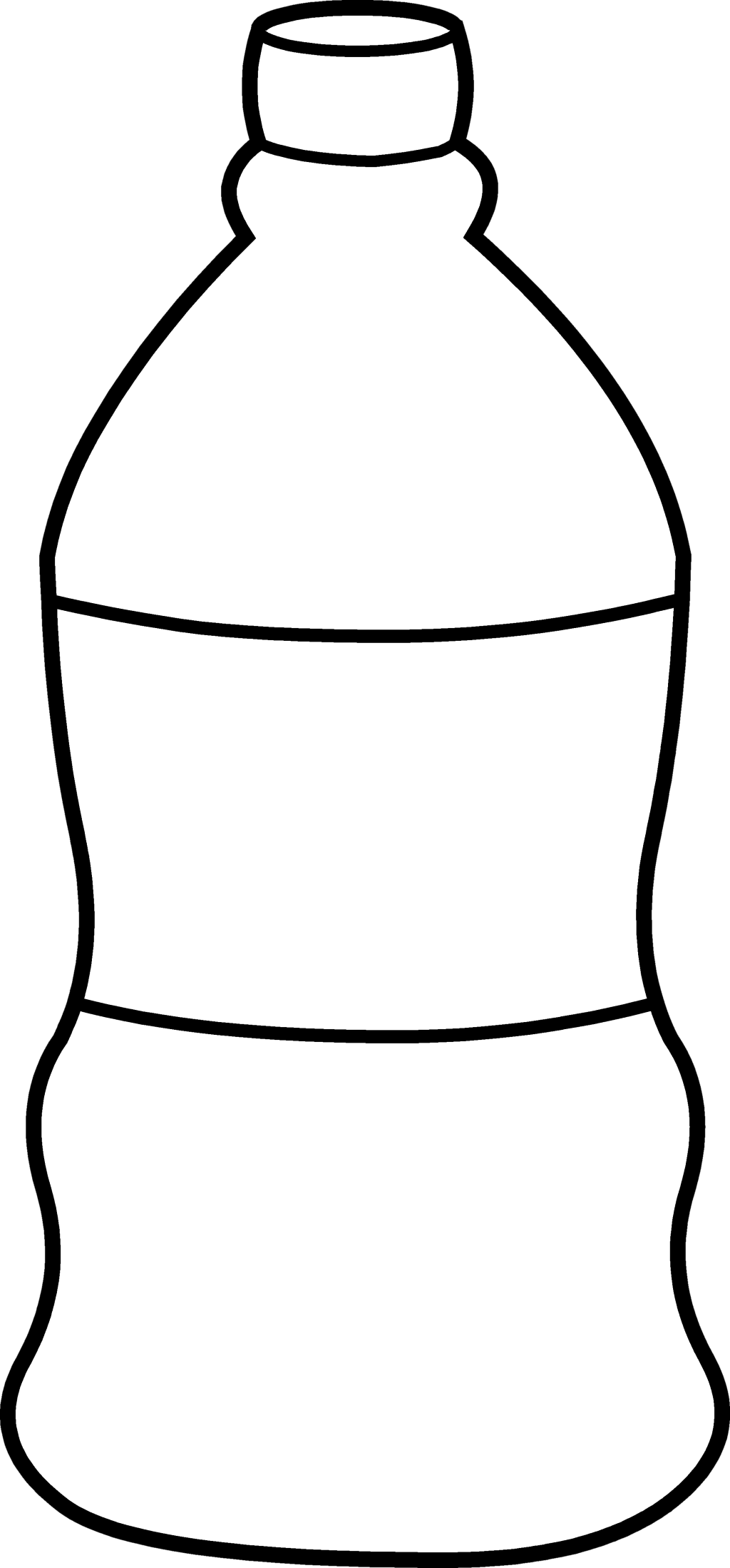 1024x2197 Small Water Bottle Coloring Page Water Bottle Flip Coloring Page