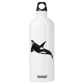 324x324 Save The Ocean Water Bottles Zazzle