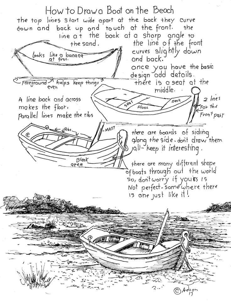 Water Drawing Tutorial