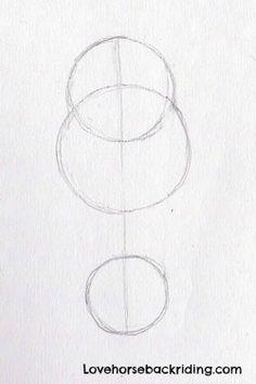 236x354 Designing Horse Pencil Drawings