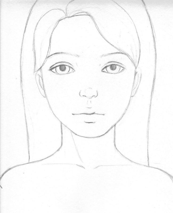 735x904 The Best Pencil Drawings For Beginners Ideas