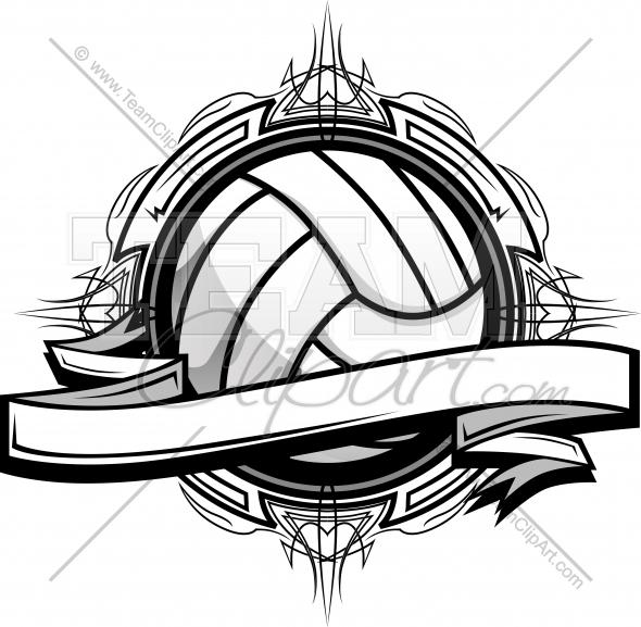 590x577 Volleyball Logo Hammond High's Volleyball Team 2010 2011