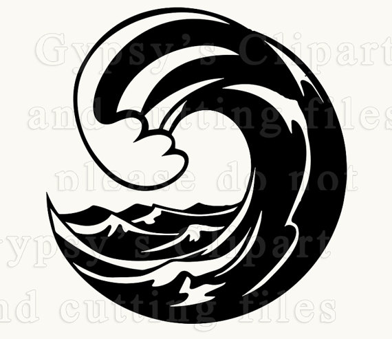 Water Wave Drawing at GetDrawings com | Free for personal