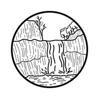 200x200 Cartoon Nature Season Seasons Blue Background Cascade Cascades