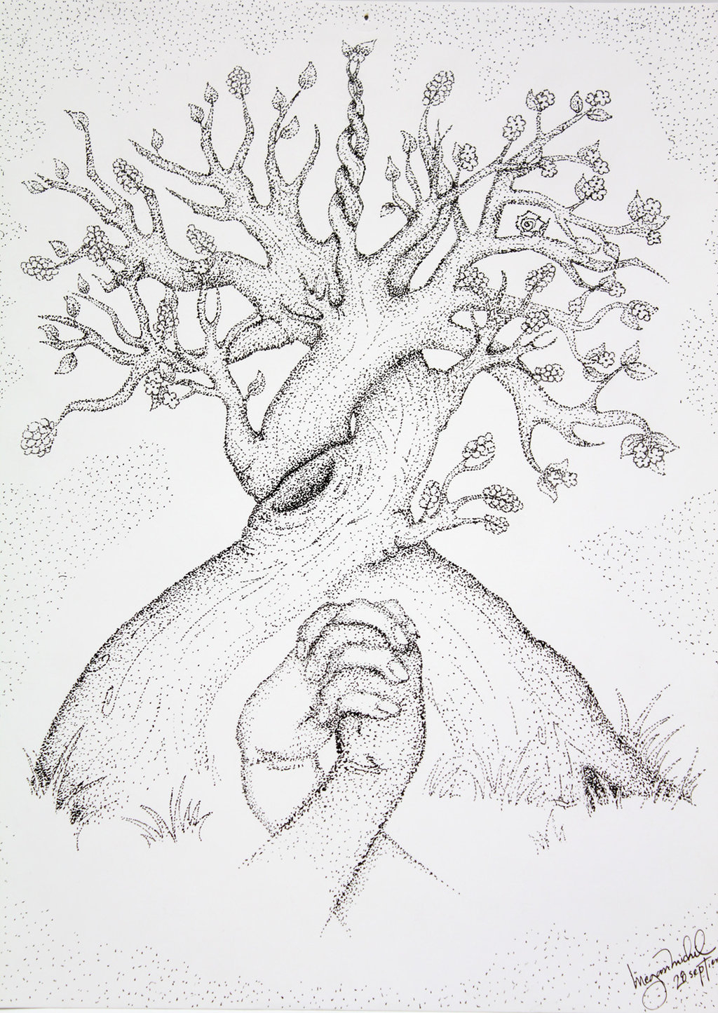1024x1445 Drawing About Friendship Friendship Pencil Sketch With Drawings