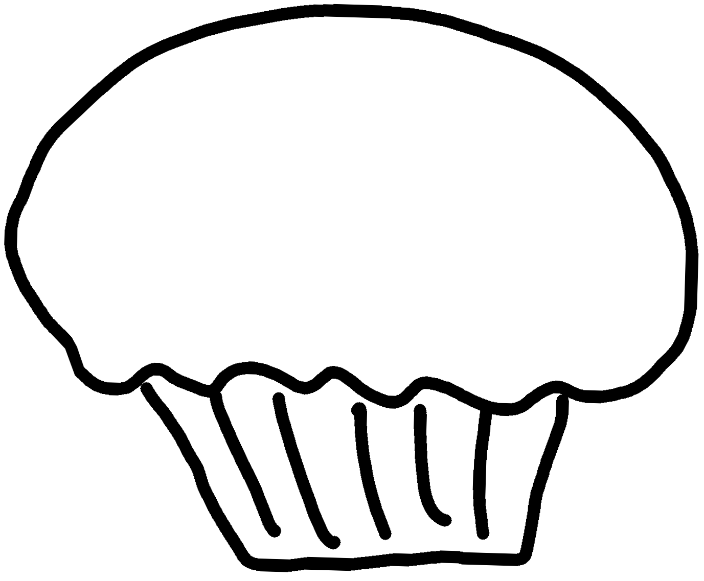 1377x1137 Watermelon Slice Clipart Black And White