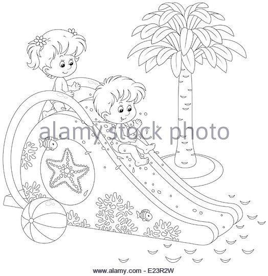 524x540 Waterpark Cut Out Stock Images Amp Pictures