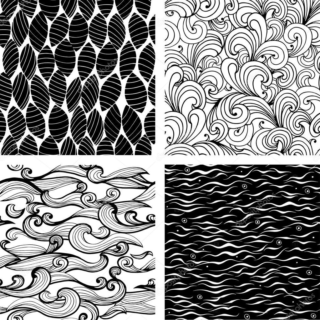 Wave Pattern Drawing at GetDrawings com | Free for personal use Wave