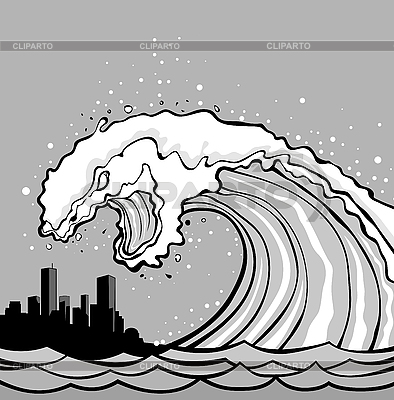 394x400 Tsunami Stock Photos And Vektor Eps Clipart Cliparto