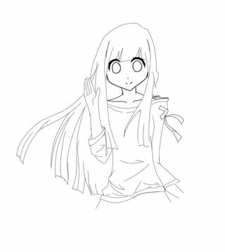 320x358 Wip! I Think Shes Cute! I Dont Really Have A Name Though ( But I