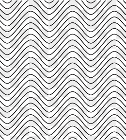 260x288 Decorative Lines,wavy Lines, Creative Dotted Line, Stratified