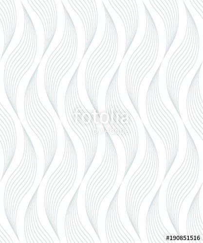 417x500 The Geometric Pattern With Wavy Lines. Seamless Vector Background