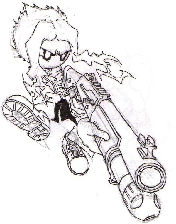 600x762 Thing Thing Sketch By Diseased Weasel