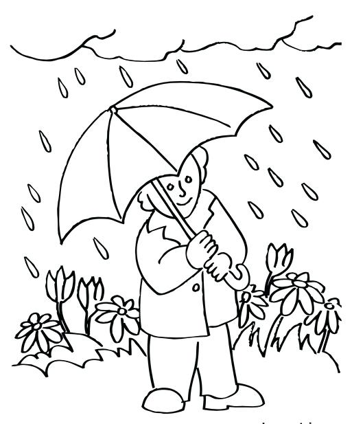 513x617 Weather Coloring Book Cloud Coloring Pages Printable Weather