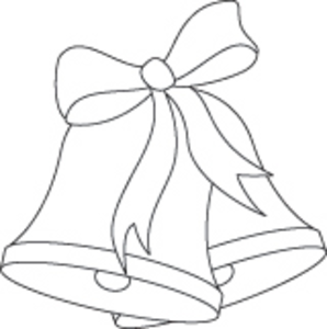 298x300 Free Jingle Bell Clipart