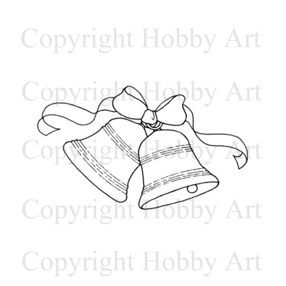 1000x1000 Wedding Bells Weddings Rubber Stamps Products Hobby