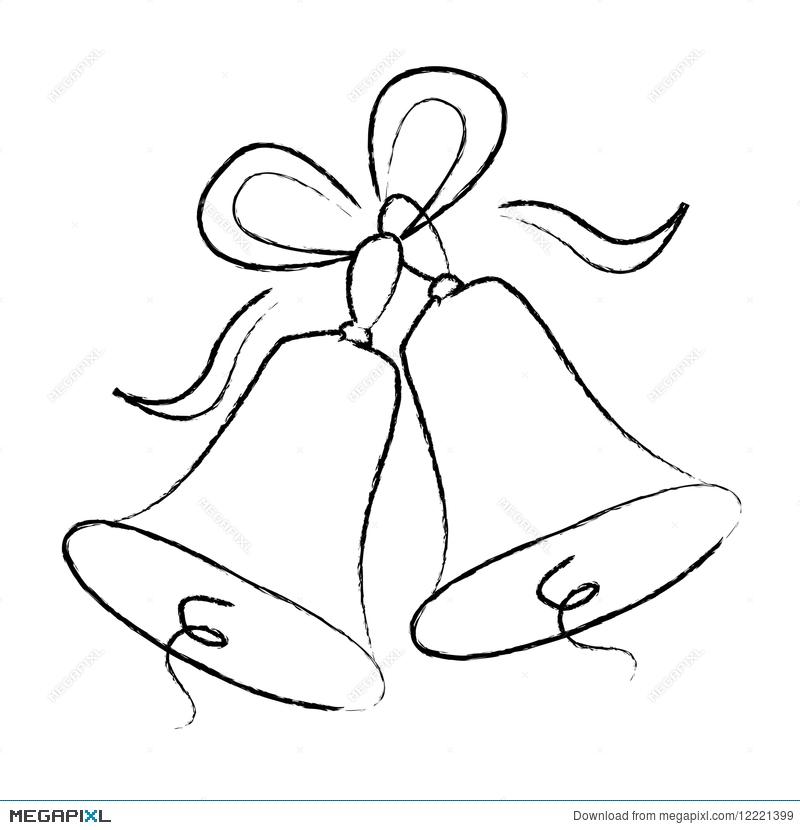 800x830 Wedding Bells Illustration 12221399