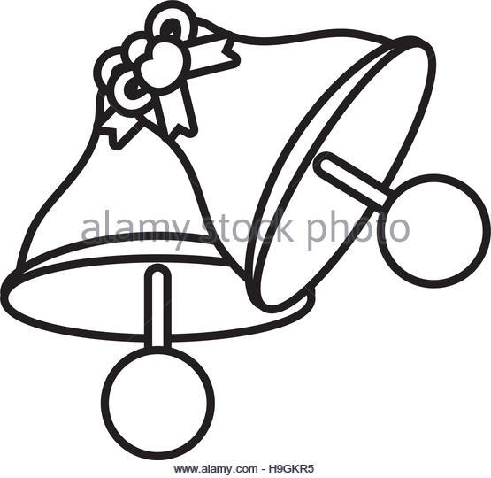 555x540 Wedding Bells Illustration Stock Photos Amp Wedding Bells