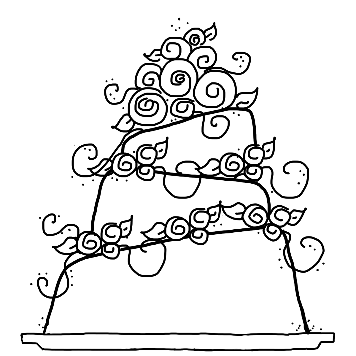 1200x1200 Remarkable Black And White Wedding Bells Clip Art With Wedding