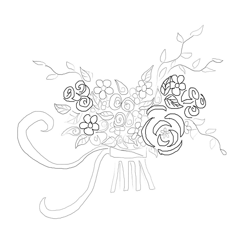 900x900 Wedding Flower Bouquet 2