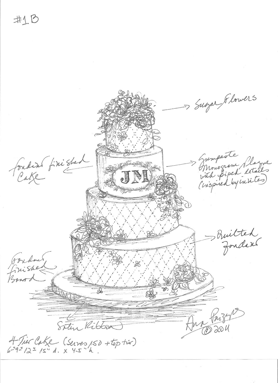 1163x1600 48 Elegant Collection Of Wedding Cake Drawing Wedding Cakes