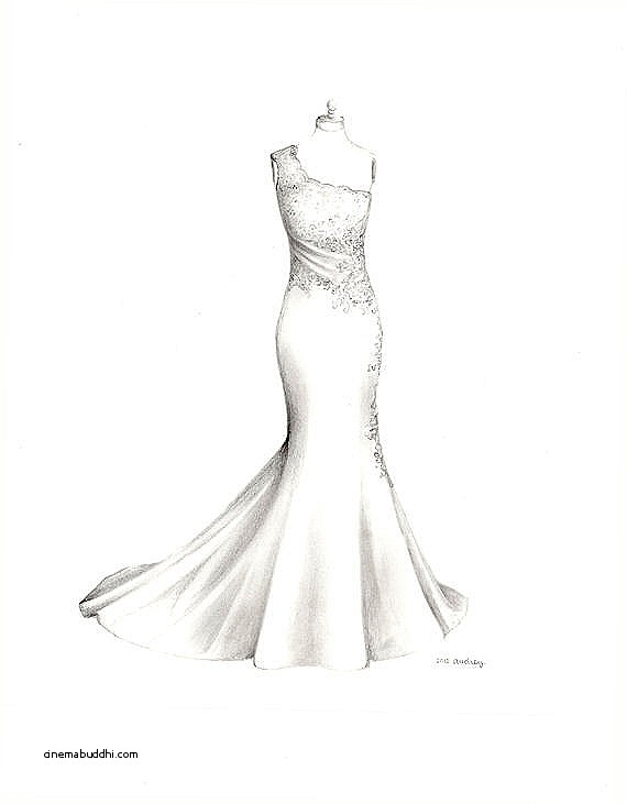 570x731 Wedding Dress. Unique Drawings Of Wedding Dresses Drawings Of