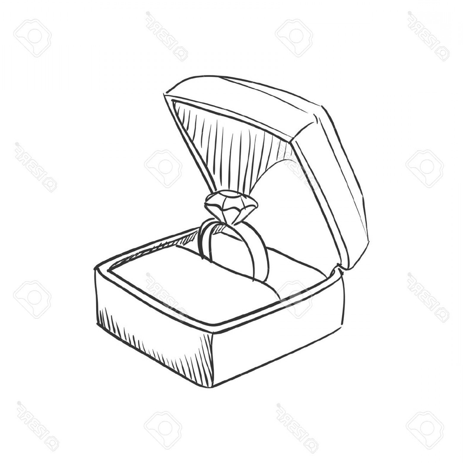 1560x1560 Wedding Ring Drawing Wedding Rings Ring Drawing Easy How To Draw A
