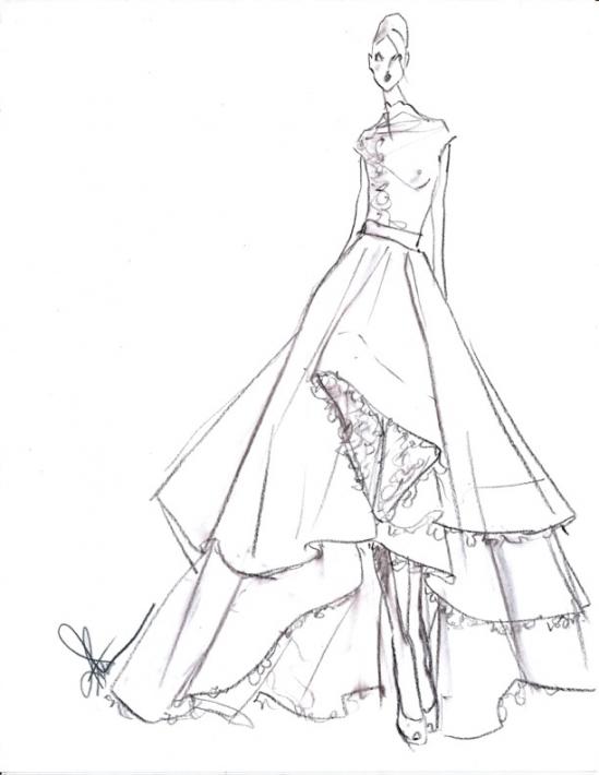 549x710 Design Martinique Sketch Inspirations By Rita Vinieris Love