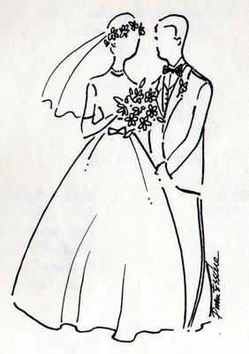 282x400 Gallery Sketches Of Couples In Wedding,