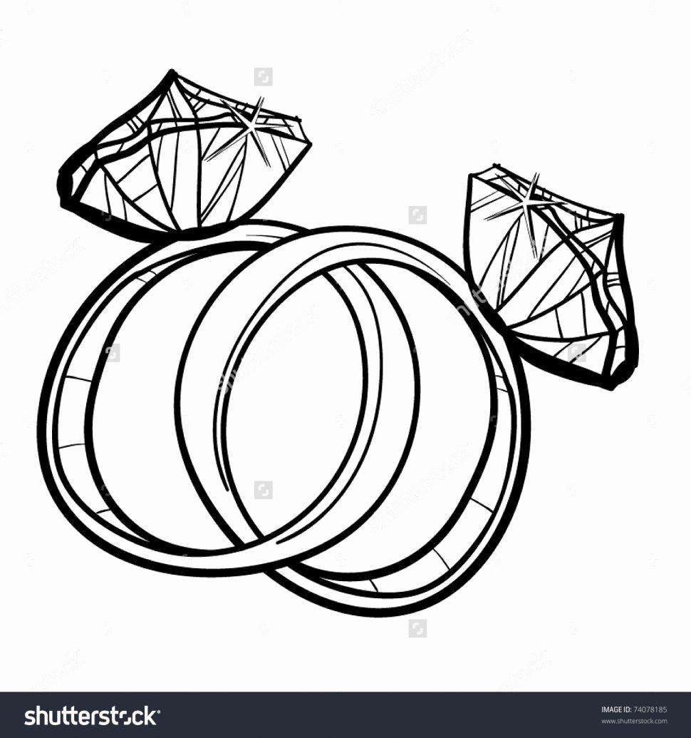 970x1035 60 Elegant Drawing Of Wedding Rings