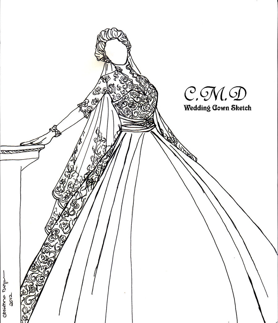Wedding Drawing Images at GetDrawings.com | Free for personal use ...