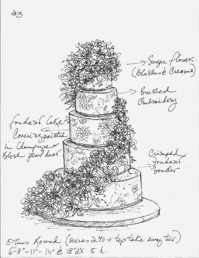 636x825 For The Love Of Cake! By Garry Amp Ana Parzych Greenwich Cc Wedding