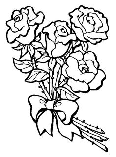 wedding flowers coloring pages koni polycode co