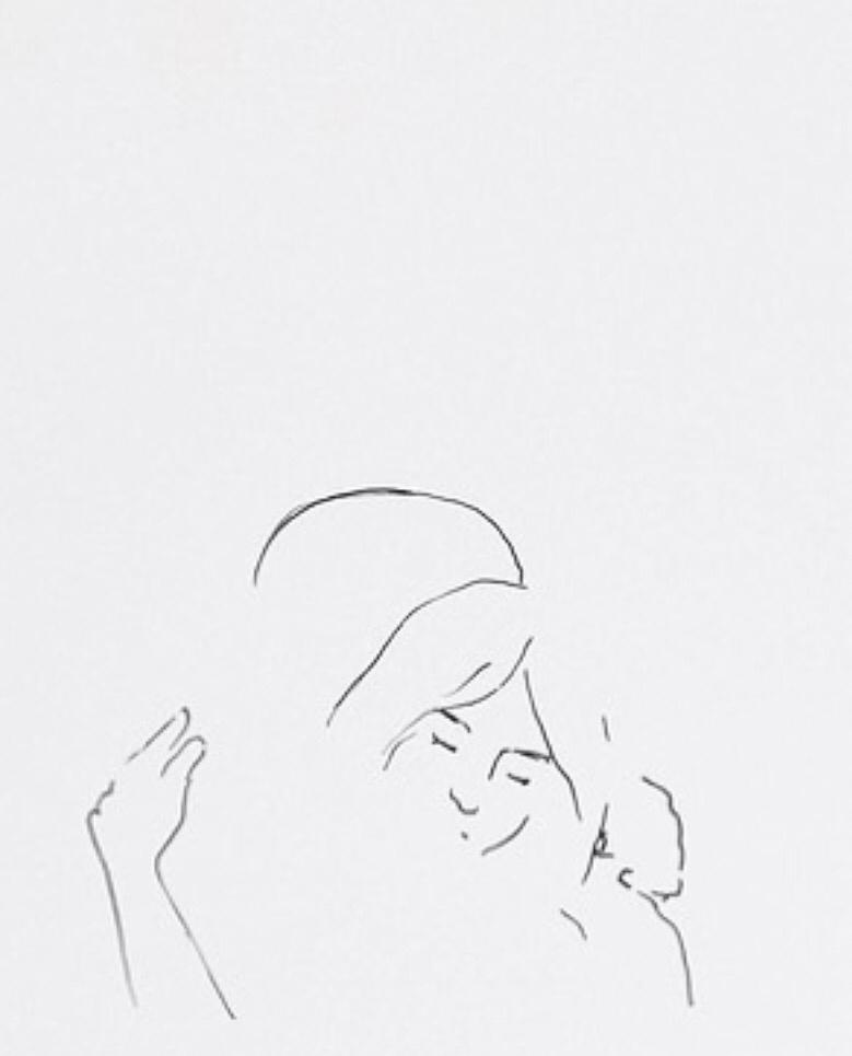 779x965 Simple Hug Illustration Might Be Great On Wedding Invitation