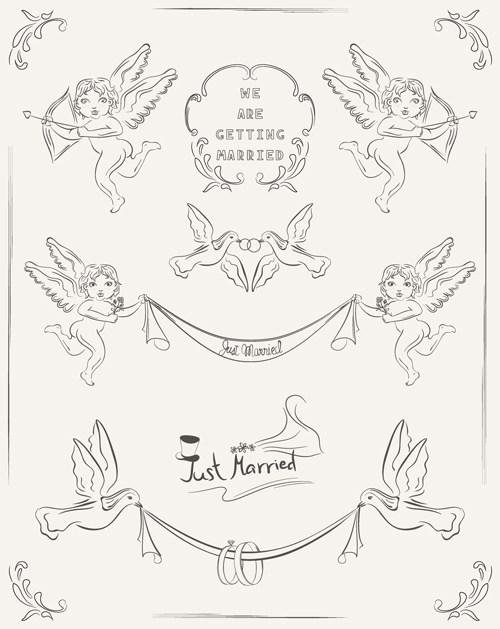 500x629 Wedding Invitation Icons Paperinvite
