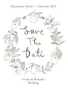 236x334 Wedding Stationery. Katt Frank Design Wedding Invitation Ideas