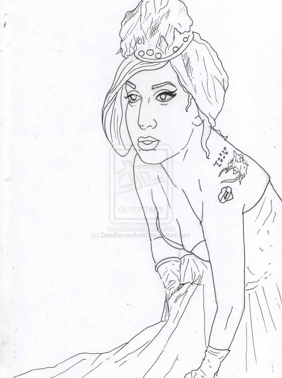 900x1207 Wedding Dress Line Drawing Nia Wedding Dress Line Art By Maymayv