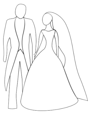 Best Bride Coloring Book Pictures - Coloring 2018 - radiodangdut.com