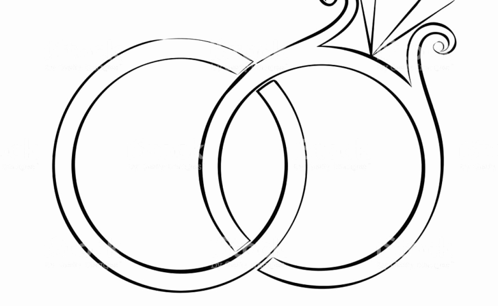 Wedding Ring Drawing at GetDrawingscom Free for personal use