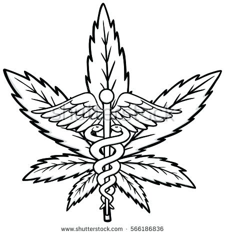 marijuana coloring book pages - weed leaf drawing at free for personal