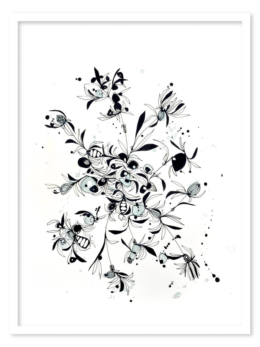 1000x1333 Husks, Seeds Amp Weeds The Studio Of Neil Powell