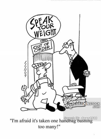 400x550 Weighing Machine Cartoons And Comics